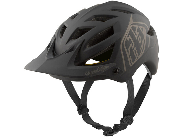 Troy Lee Designs A1 MIPS Cykelhjelm, black